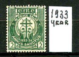 EIRE - IRLANDA - Year 1933 - Usato - Used - Utilisè - Gebraucht . - 1922-37 Stato Libero D'Irlanda