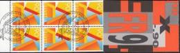 SCHWEIZ  Markenheftchen MH O-102 Y, Gestempelt, A-Post 1995 - Markenheftchen