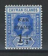 Cayman Islands SG 53, Mi 445* MH - Kaimaninseln