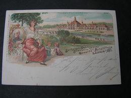 Leipzig Ausstellung 1897 - Leipzig