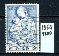 EIRE - IRLANDA - Year 1952 - Usato - Used - Utilisè - Gebraucht . - 1949-... Repubblica D'Irlanda