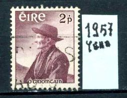 EIRE - IRLANDA - Year 1957 - Usato - Used - Utilisè - Gebraucht . - 1949-... Repubblica D'Irlanda