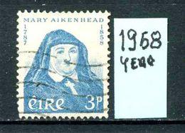 EIRE - IRLANDA - Year 1958 - Usato - Used - Utilisè - Gebraucht . - 1949-... Repubblica D'Irlanda