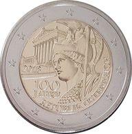Pièce De 2 Euros Commémorative Autriche 2018 : 100 Ans De La République Autrichienne - Autriche