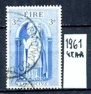 EIRE - IRLANDA - Year 1961 - Usato - Used - Utilisè - Gebraucht . - 1949-... Repubblica D'Irlanda