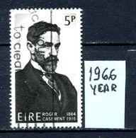 EIRE - IRLANDA - Year 1966 - Usato - Used - Utilisè - Gebraucht . - 1949-... Repubblica D'Irlanda