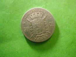 Belg 50 Cent 1868  Key Date - 1865-1909: Leopold II