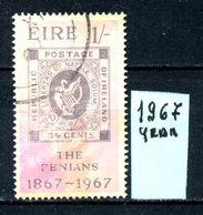 EIRE - IRLANDA - Year 1967 - Usato - Used - Utilisè - Gebraucht . - 1949-... Repubblica D'Irlanda