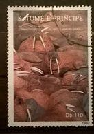 FRANCOBOLLI STAMPS SAO TOME E PRINCIPE 1992 SERIE CONFERENZA NAZIONI UNITE ONU - Sao Tomé E Principe