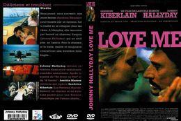 DVD JOHNNY HALLYDAY LOE ME - Concert Et Musique