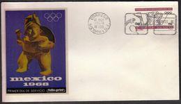 Mexico 1968 / Olympic Games Mexico City / Tennis, Basque Pelota / Demonstration Sports - Verano 1968: México
