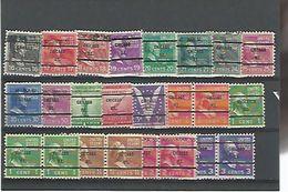 50243 ) Collection Precancel - Estados Unidos