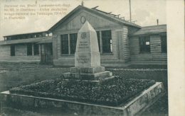 54 CHAMBLEY BUSSIERES / Denkmal Des Rhein. / - Chambley Bussieres