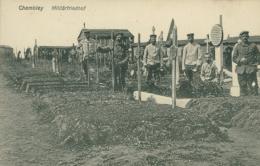 54 CHAMBLEY BUSSIERES / Militarfriedhof / Feldpostkarte / - Chambley Bussieres