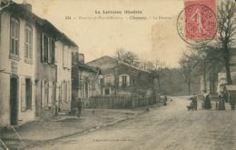 54 CHAMPEY SUR MOSELLE / La Douane / - Chambley Bussieres