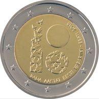 Pièce De 2 Euros Commémorative Estonie 2018 : 100 Ans Déclaration D'indépendance - Estonia