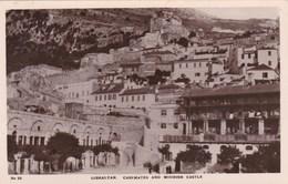 GIBRALTER  - CASEMATES  AND MOORISH CASTLE - Gibraltar