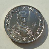 Lp PORTUGAL - 1995 - 100 Esc. 400th Anniversary - D. António Prior Do Crato - Portugal