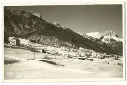 Dolomiti, Valle Di Fassa - Vigo Col Sassolungo - Sport Invernale - 1953 - Timbro Hotel Corona E Posta - Trento