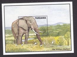 Tanzania, Scott #1029, Mint Never Hinged, Wildlife, Issued 1993 - Tanzania (1964-...)
