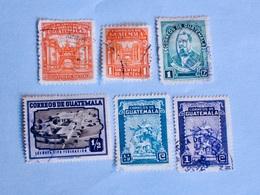 GUATEMALA 1943-64   LOT# 1 - Guatemala