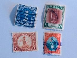 GUATEMALA 1924-39   LOT# 2 - Guatemala