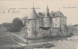 Montzen,  Chateau Belderbusch,( Plombières - Moresnet -Henri-Chapelle) N° 6 - Blieberg