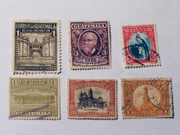 GUATEMALA 1902-42   LOT# 3 - Guatemala