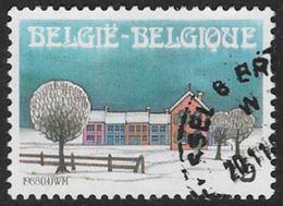 Belgium SG2968 1988 Christmas 9f Good/fine Used [36/30453/6D] - Belgique
