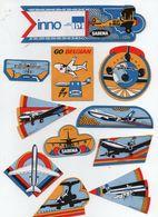 SABENA AUTOCOLLANTS - Stickers