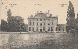 Ardooie - Ardoye (Roeselare)  Le Chateau,het  Kasteel ; N° 1776 (cachet,Oisquercq ,Horion-Hozémont !!!!!! - Ardooie