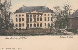 Les Environs  D'Alost ,Aalst ,,het Kasteel  Van Lede ,Chateau De Lede ,Nels Série 15 N° 25 Colorisée - Lede