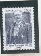 FRANCE 2013 GASTON DOUMERGUE  OBLITERE YT 4793 -                                          TDA251 - France