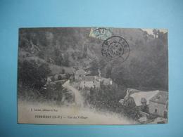 FERRIERES   -  65  - Vue Du Village -  Hautes Pyrénées - France