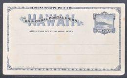 HAWAII  U X 2  Fault   *  Price Reduced - Hawaii