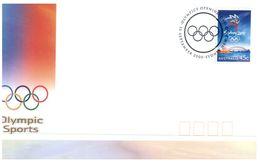 (150) Australia FDC - Sydney 2000 Olympics - Zomer 2000: Sydney