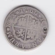 2 Réales 1766 PJ TB - [ 1] …-1931 : Reino