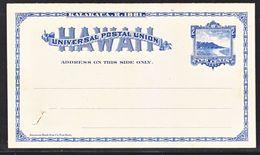 HAWAII  U Y 2   Fault   *  Price Reduced - Hawaii