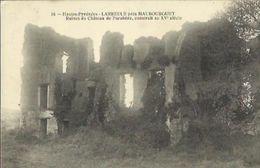 4163 Larreule Près Maubourguet - Ruines Du Château De Parabère - France