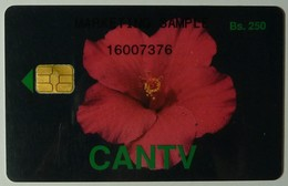 VENEZUELA - Chip - Cantv - GPT - Demo - Marketing Sample - Bs. 250 - Used - R - Venezuela