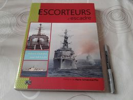 Escorteurs D'escadre - Robert Dumas - Bücher