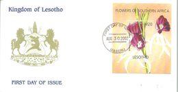 FDC 2002 - Lesotho (1966-...)