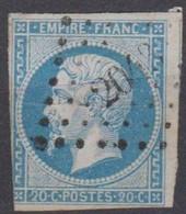 PC   2043   MONTPONT  SUR  L'ISLE   (  23  -  DORDOGNE  ) - Marcophilie (Timbres Détachés)