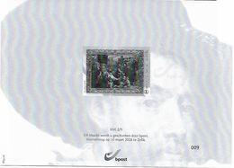 Belg. 2018 - N° VVK 2/7 - RUBENS  - Carte Offerte Par Bpost à La Prévente Du 10/3/2018 à Zellik (carte Numérotée) - Neufs