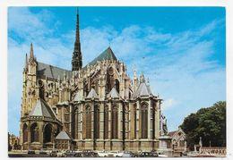 AMIENS - N° 8027/3 - L' ABSIDE DE LA CATHEDRALE - CPSM GF NON VOYAGEE - Amiens