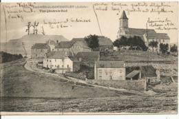 SAGNES -et- GOUDOULET.....ARDECHE....vue Générale Sud - France