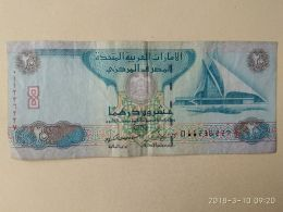20 Dirhams 2009 - Emirats Arabes Unis