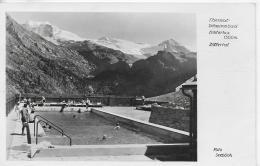 AK 0866  Thermal-Schwimmbad Hintertux ( Zillertal ) - Foto Seeböck Um 1950 - Zillertal