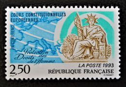 PROTECTION DES DROITS DE L'HOMME 1993 - NEUF ** - YT 2808 - MI 2954 - Nuevos