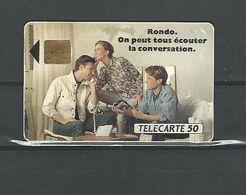 10 / 91  RONDO  50 U  GEM1 F189  UTILISEE - Téléphones